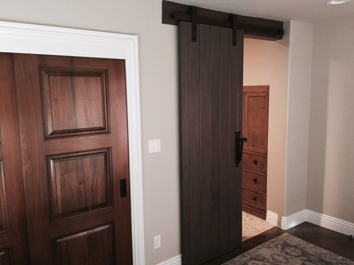Goldberg Brothers Barn Door Photo Gallery