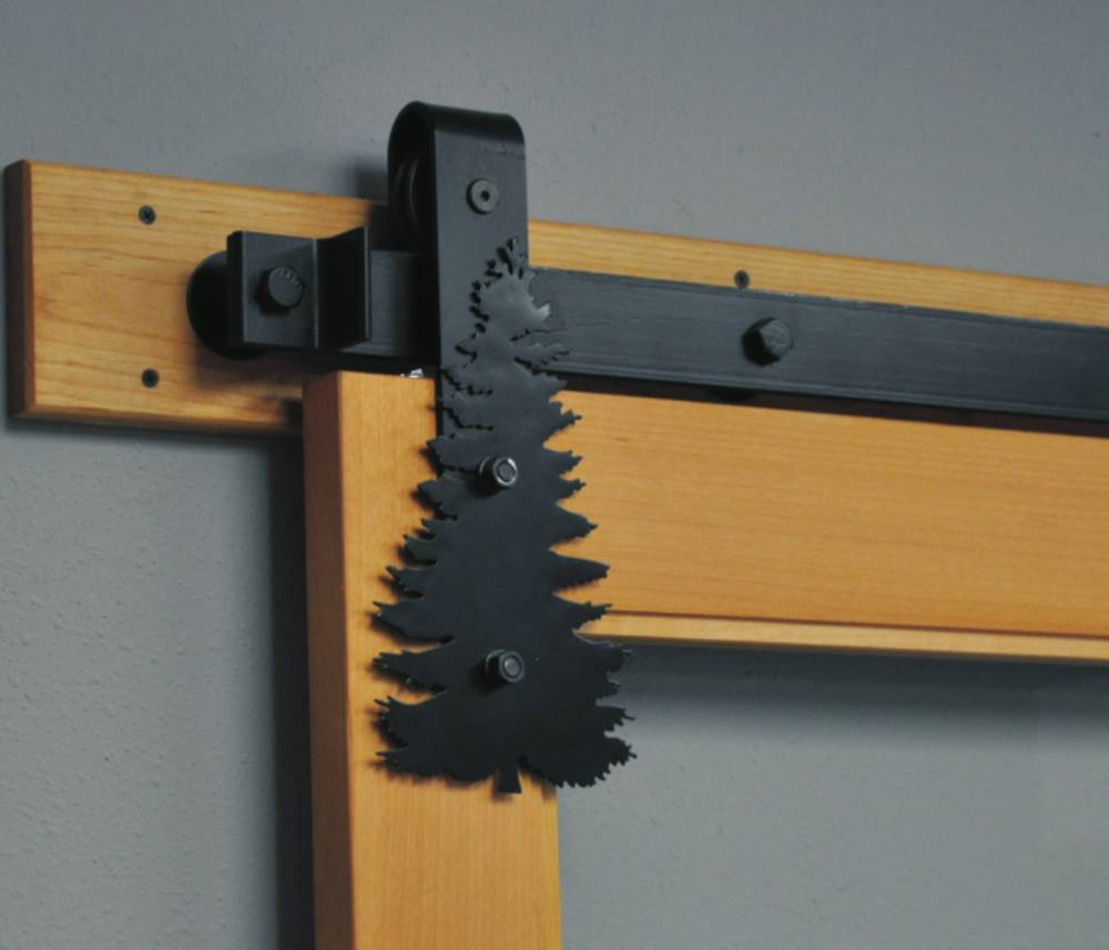 Customize Your Barn Doors With Decorative Accent Trims