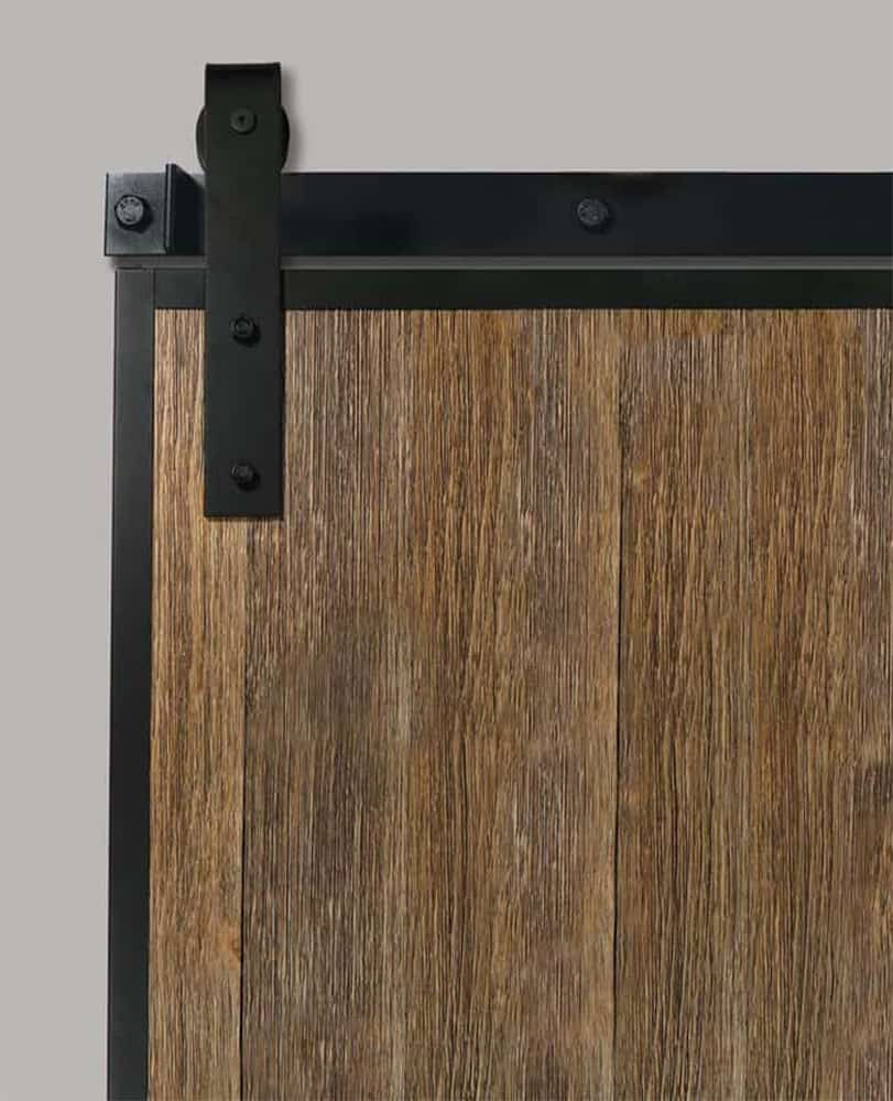 , Barn Door Edge Wrap