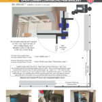 Goldberg Brothers Corner Converging Bracket Flyer